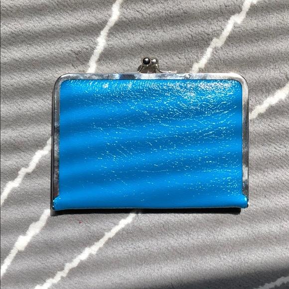 Target Handbags - Teal wallet